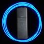 Подсветка неоновая 2,3 м синяя