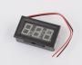 Вольтметр LED 0-99V 3 проводной