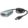 Конвертер USB - SVGA